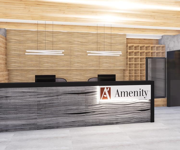 Amenity Hotel & Resort Orlické hory - Recepce